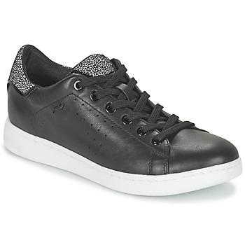 Sapatos Mulher Sapatilhas Geox JAYSEN A Preto