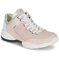 Sapatos Mulher Sapatilhas Geox SFINGE A Rosa