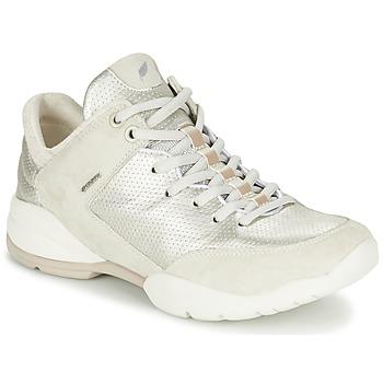Sapatos Mulher Sapatilhas Geox SFINGE A Branco