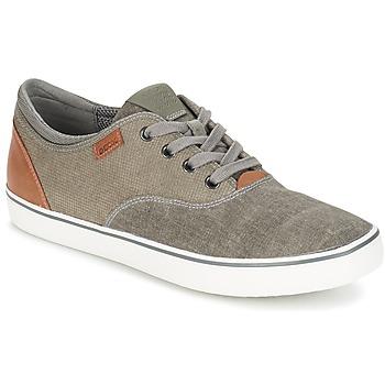 Sapatos Homem Sapato de vela Geox SMART B Cinza