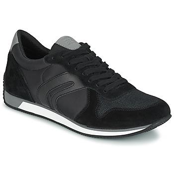 Sapatos Homem Sapatilhas Geox VINTO C Preto