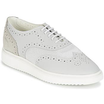 Sapatos Mulher Sapatilhas Geox THYMAR B Cinza