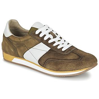Sapatos Homem Sapatilhas Geox VINTO A ébano