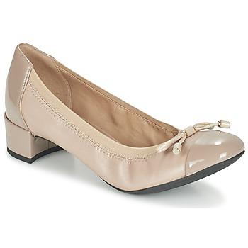 Sapatos Mulher Escarpim Geox D CAREY A Toupeira