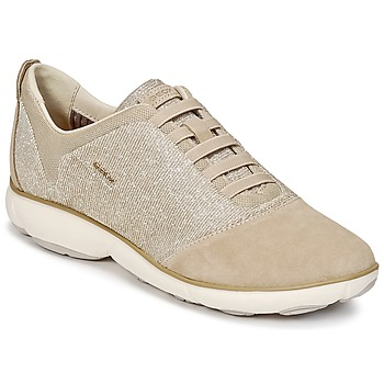 Sapatos Mulher Sapatilhas Geox D NEBULA G Toupeira