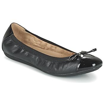 Sapatos Mulher Sabrinas Geox D LOLA 2FIT C Preto