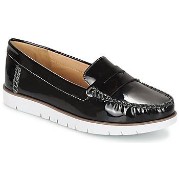 Sapatos Mulher Sapatos Geox D KOOKEAN F Preto