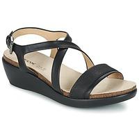 Sapatos Mulher Sandálias Geox D ABBIE A Preto