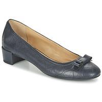Sapatos Mulher Sabrinas Geox D CAREY A Marinho