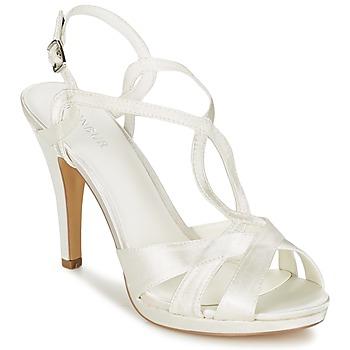 Sapatos Mulher Sandálias Menbur AMPARO Branco