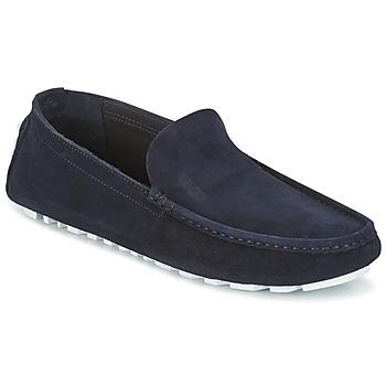 Sapatos Homem Mocassins Kenzo LAN Marinho