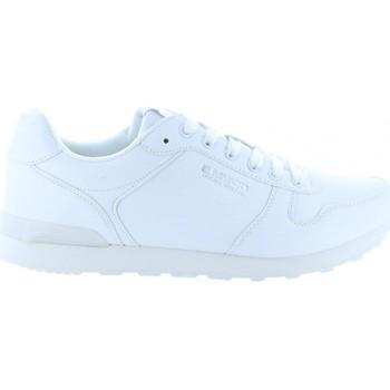 Sapatos Homem Sapatilhas Bass3d 40098 Blanco