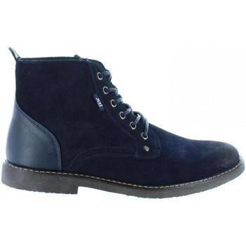 Sapatos Homem Botas baixas Xti 45705 Azul