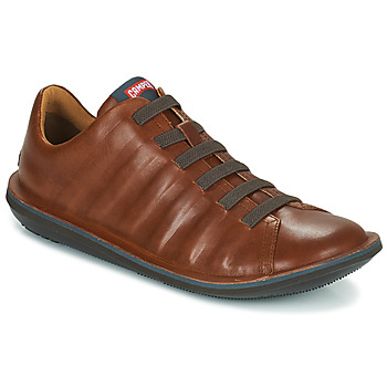 Sapatos Homem Sapatilhas Camper BEETLE Castanho