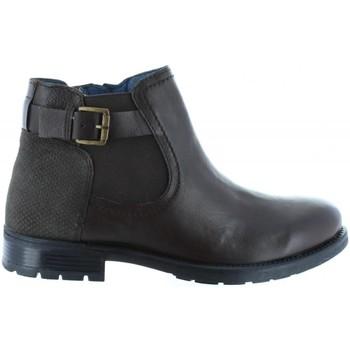 Sapatos Homem Botas baixas Xti 46315 Marrón