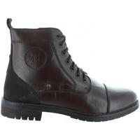 Sapatos Homem Botas Xti 46318 Marr?n