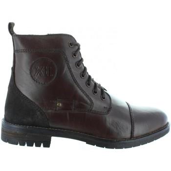 Sapatos Homem Botas Xti 46318 Marrón