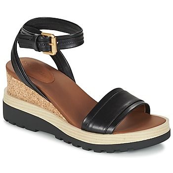 Sapatos Mulher Sandálias See by Chloé SB26094 Preto