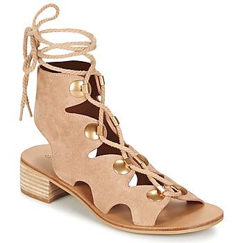 Sapatos Mulher Sandálias See by Chloé SB28231 Bege