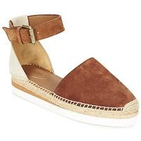 Sapatos Mulher Alpargatas See by Chloé SB26150 Castanho