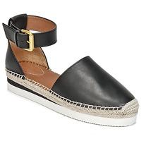 Sapatos Mulher Alpargatas See by Chloé SB26150 Preto