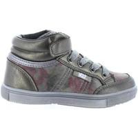 Sapatos Rapariga Sapatilhas de cano-alto Xti 53791 Gris