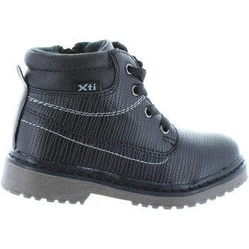 Sapatos Rapariga Botins Xti 53914 Negro