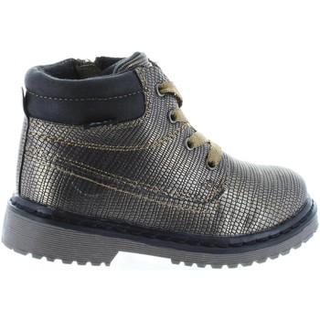 Sapatos Rapariga Botins Xti 53914 METALIZADO BRONCE Marrón