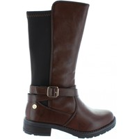 Sapatos Rapariga Botas Xti 53967 Marrón
