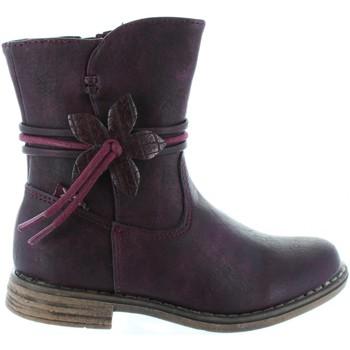 Sapatos Rapariga Botas Xti 54055 Rojo
