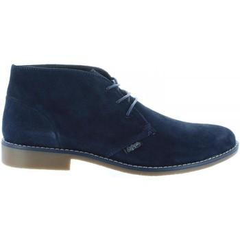 Sapatos Homem Botas baixas Refresh 63123 Azul