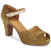 Sapatos Mulher Sandálias Chie Mihara ISY Cáqui