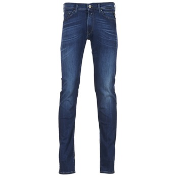 Textil Homem Gangas Skinny Replay JONDRILL Azul