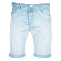 Textil Homem Shorts / Bermudas Replay RBJ901 Azul / Turquesa