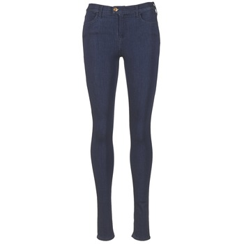 Textil Mulher Gangas Skinny Replay TOUCH Azul