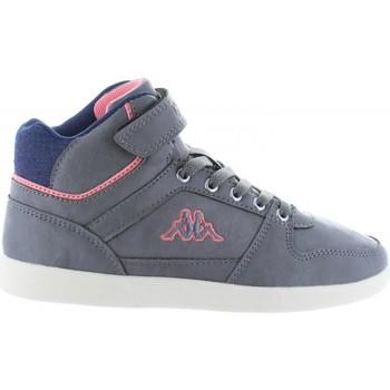 Sapatos Criança Botas baixas Kappa 303JS30 USSEL Gris