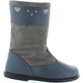 Sapatos Rapariga Botas Garatti AN0088 Gris