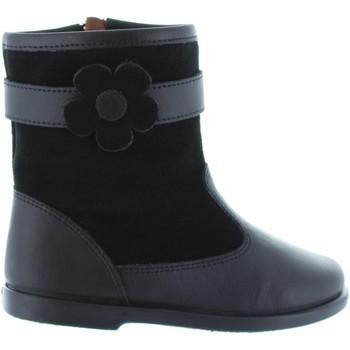 Sapatos Rapariga Botas Garatti AN0089 Negro