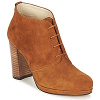 Sapatos Mulher Botins Betty London PANAY Camel