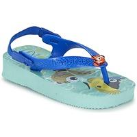 Sapatos Criança Chinelos Havaianas BABY DISNEY CUTIES Azul