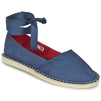 Sapatos Mulher Alpargatas Havaianas ORIGINE SLIM Azul