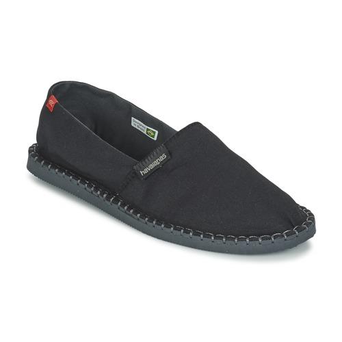 Sapatos Alpargatas Havaianas ORIGINE III Preto