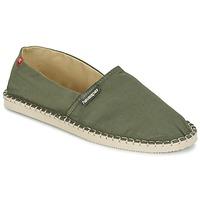 Sapatos Alpargatas Havaianas ORIGINE III Verde