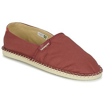 Sapatos Alpargatas Havaianas ORIGINE III Vermelho