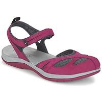 Sapatos Mulher Sandálias Merrell SIREN WRAP Q2 Rosa