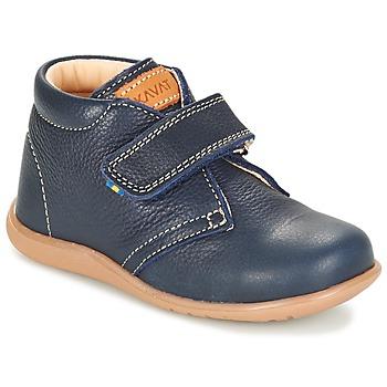 Sapatos Criança Botas baixas Kavat HAMMAR Azul / Escuro