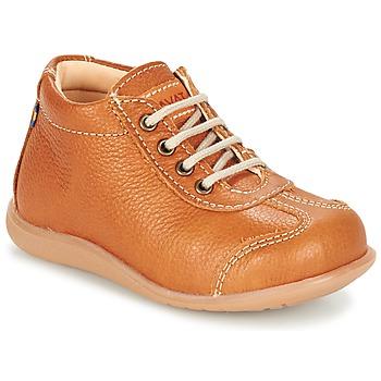 Sapatos Criança Botas baixas Kavat ALMUNGE Castanho