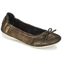Sapatos Mulher Sabrinas PLDM by Palladium MOMBASA Ouro / Preto