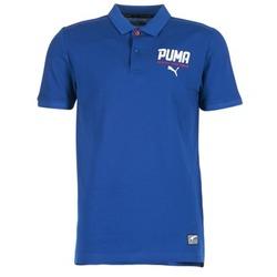 Textil Homem Polos mangas curta Puma STYLE TEC POLO Azul