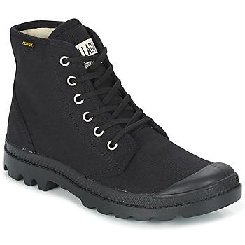 Sapatos Botas baixas Palladium PAMPA HI ORIG U Preto
